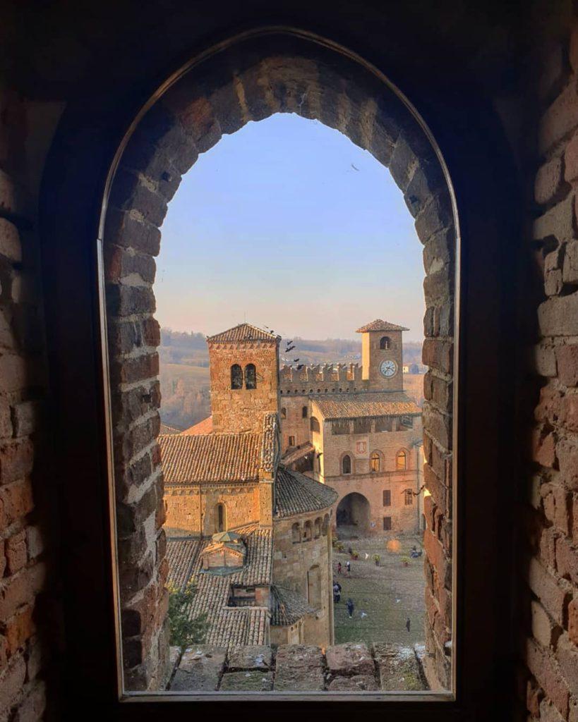 Castell'Arquato @sonobenedetta via Instagram