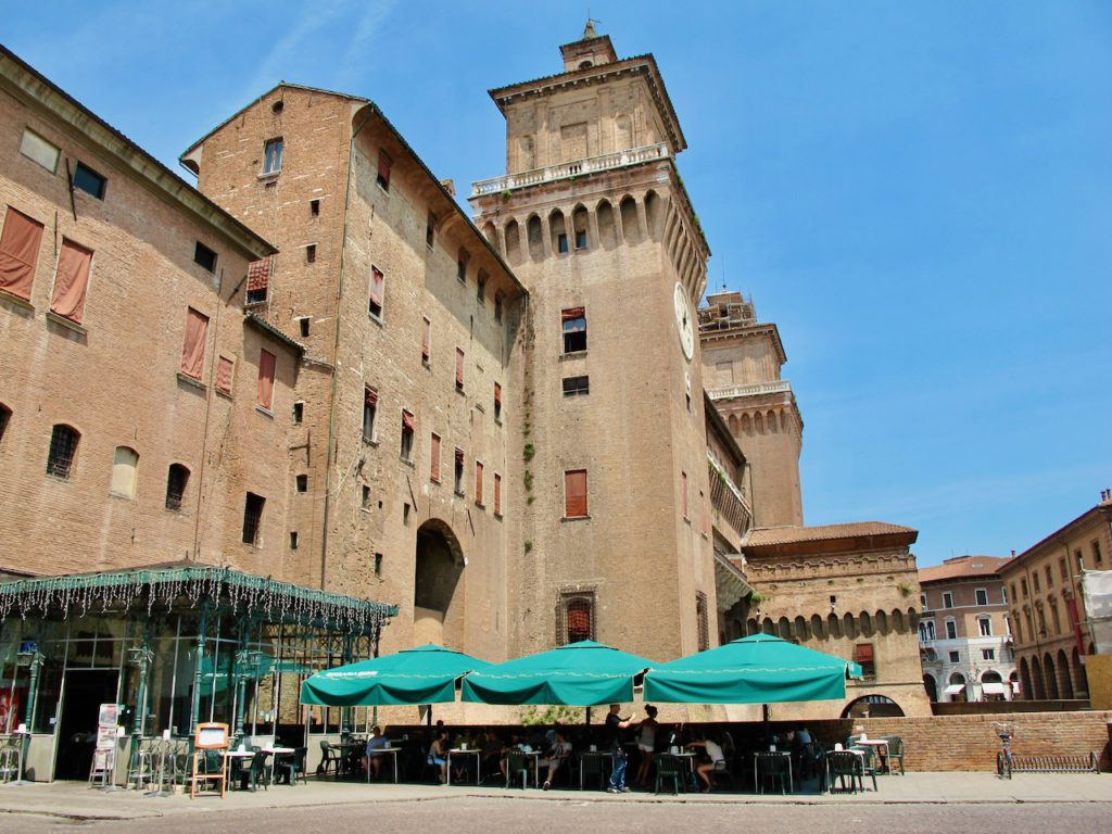 Castello Estense, Ferrara | Ph. Keith Jenkins