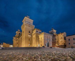 [ParlamiditER] La Notte dei Musei al Castello Estense di Ferrara