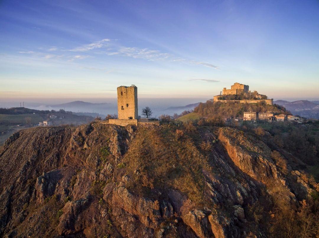 Castello di Rossena | Ph. @amdbruno via Instagram
