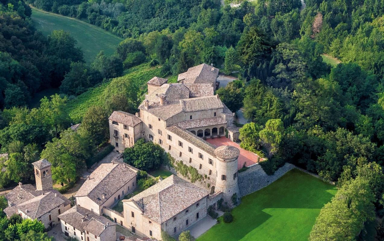 Castello di Scipione ph CastelliDucato