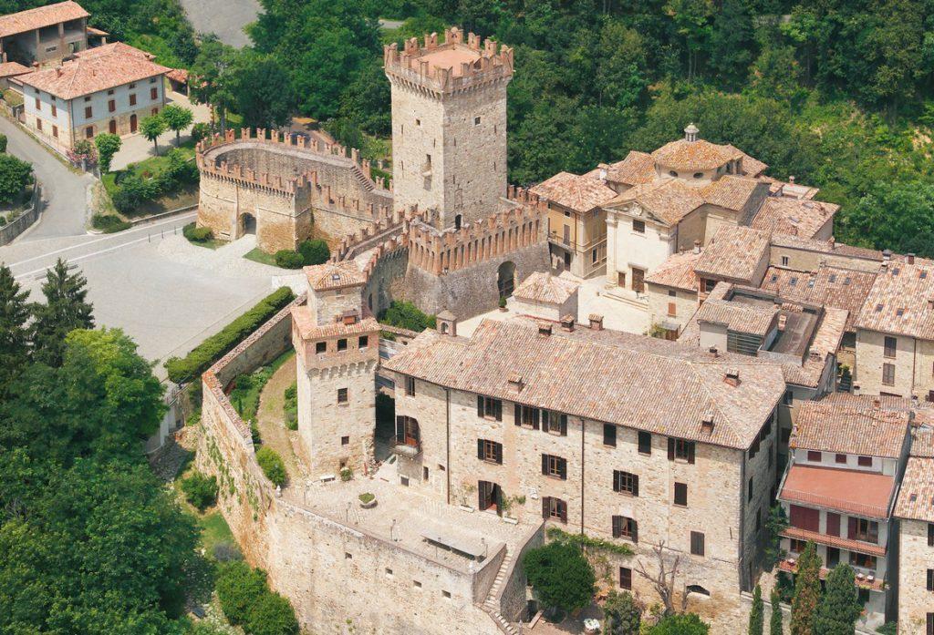 Castello di Vigoleno ph CastelliDucato