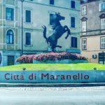 Cavallino rampante Maranello Ph. @vicarello68 via Instagram