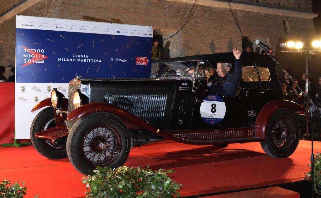 Cervia (RA) – Mille Miglia 2018, ph. Carlo Morgagni