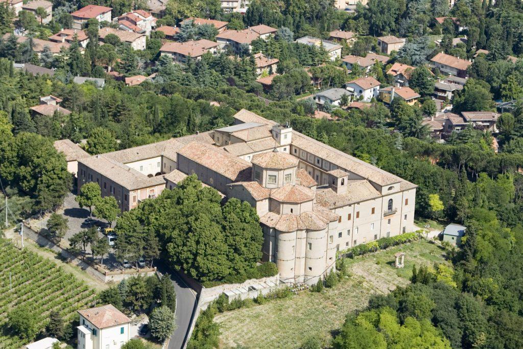 Cesena (FC), Abbazia Santa Maria del Monte
