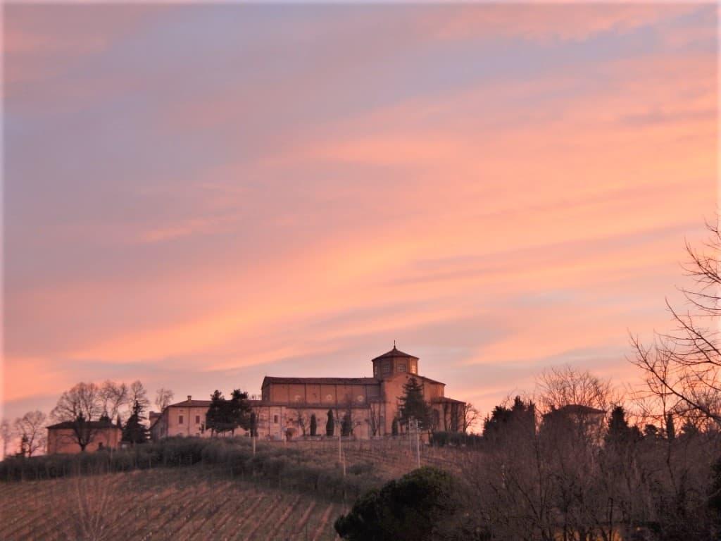 Cesena (FC), Abbazia Santa Maria del Monte, ph.MarinoSavoia