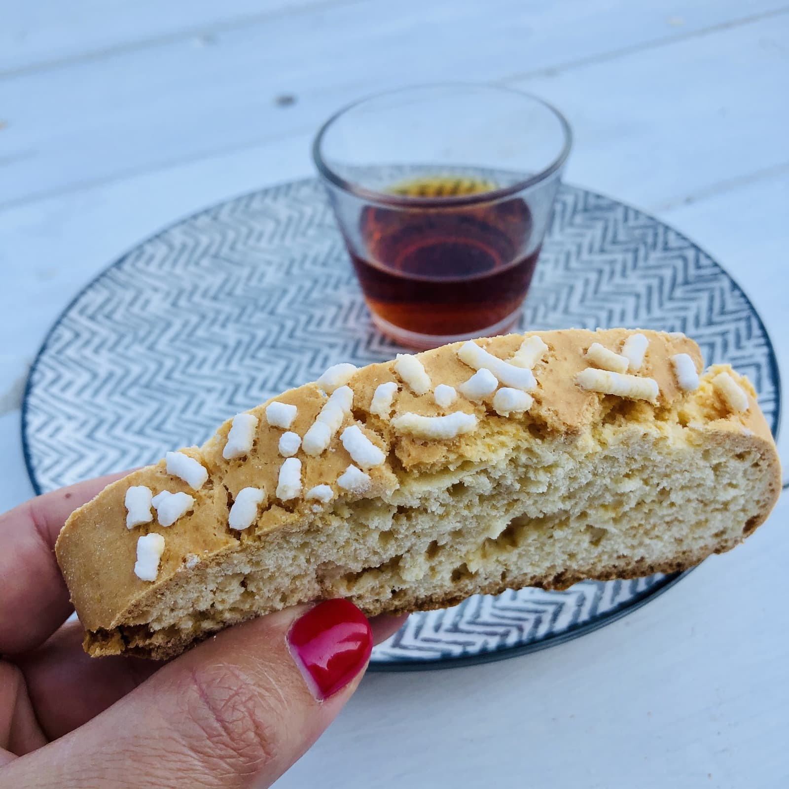 Ciambella Romagnola: Traditional Sweet Cake from Romagna