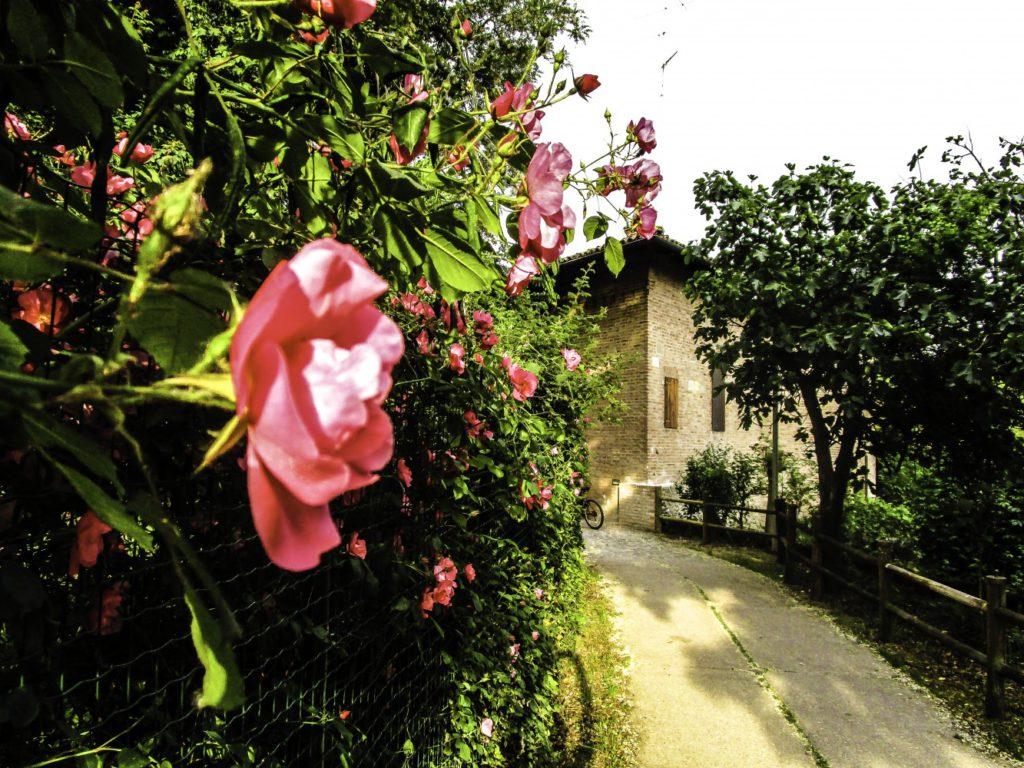 Cycle route inVignola – Marano sul Panaro