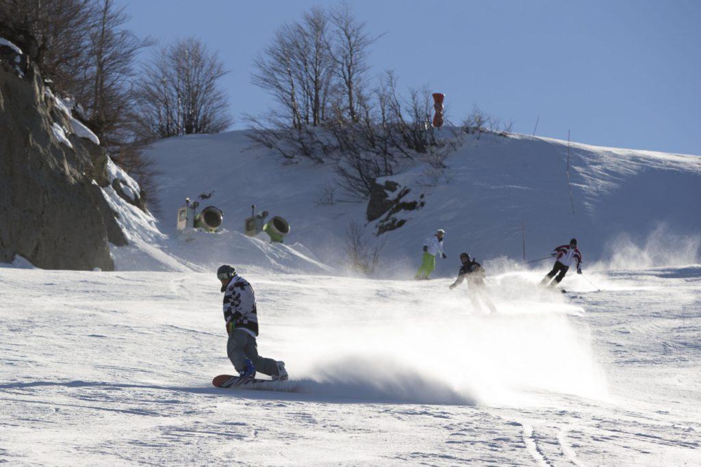 Cimone, Snowboard Ph Giorgio Salvatori