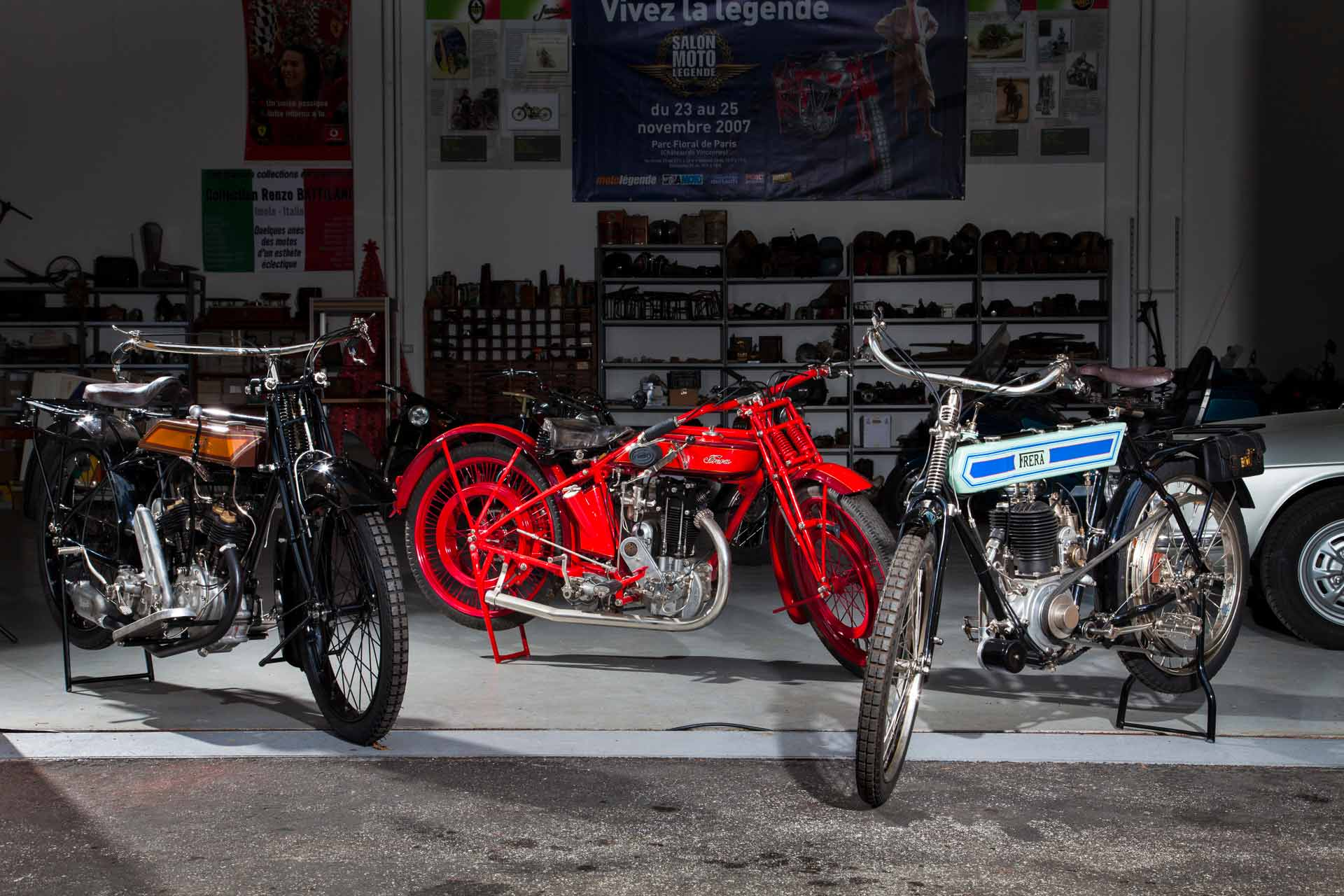 Discovering the Italian MotorValley: the best Italian private car and motorcycle collections (pt.2)