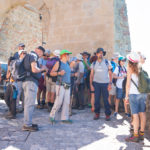 SocialTrek (Cammino di San Francesco)   Il momento della partenza