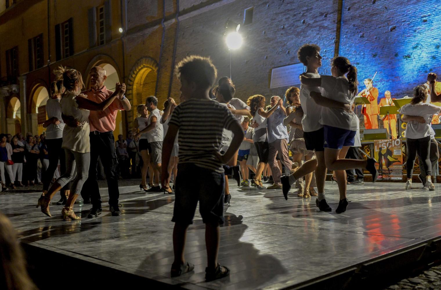 Dalla Germania alla Romagna - Notte del Liscio