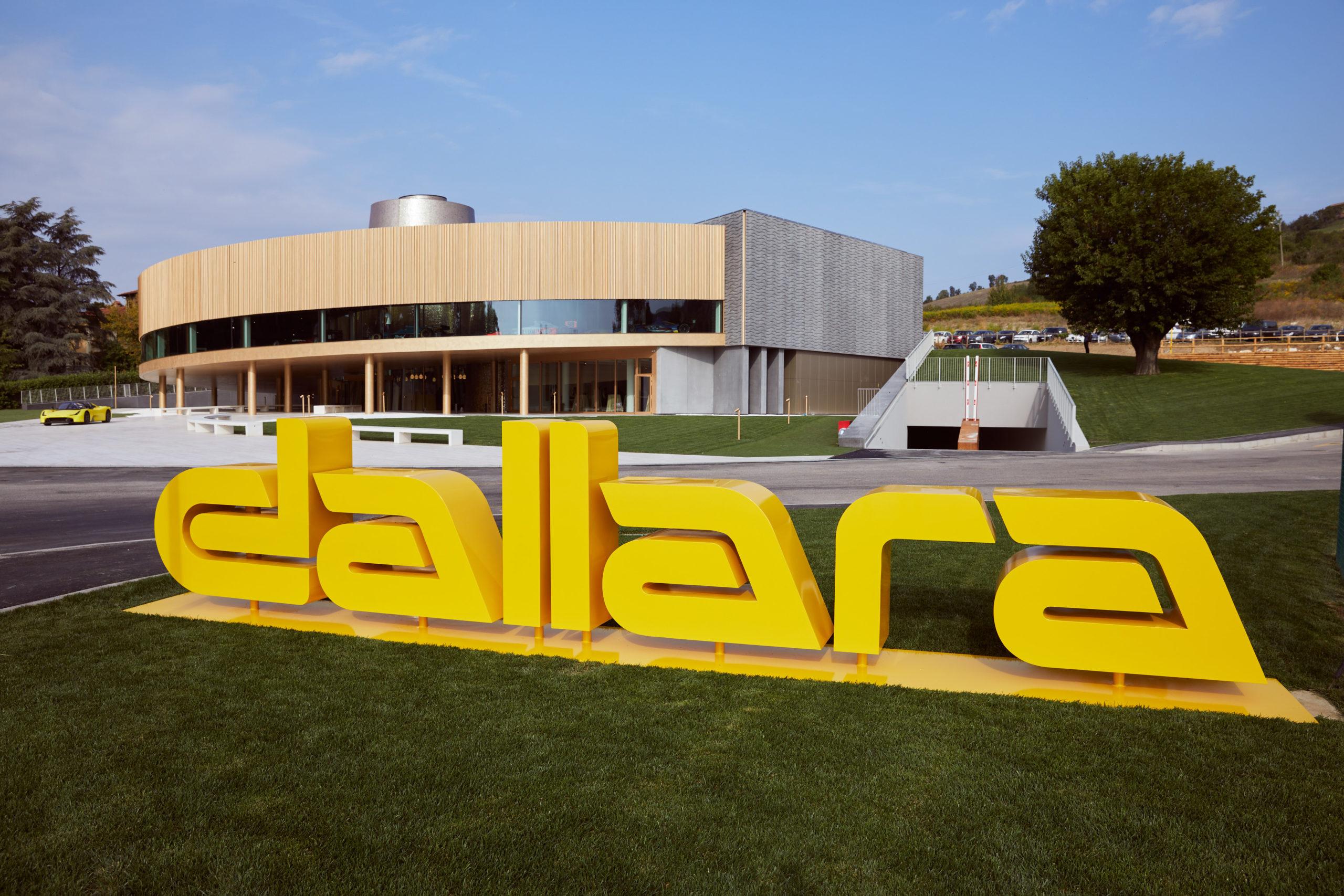 Parma, Varane de Melegari, Dallara Accademy - Ph. Dallara