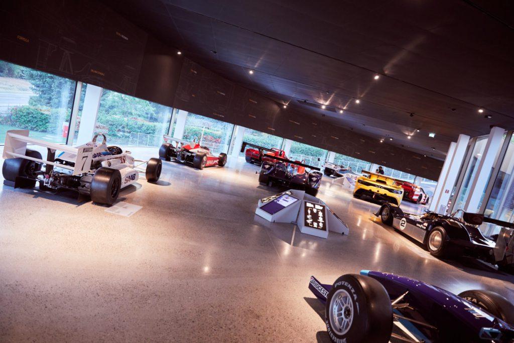 Dallara Galleria Espositiva – Ph. Dallara