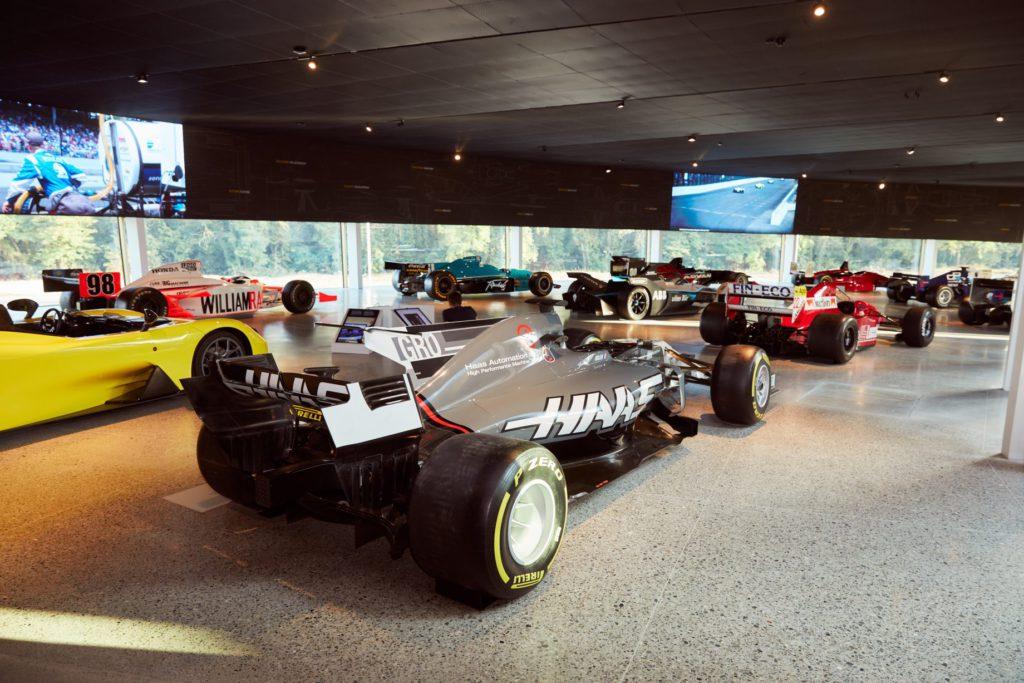 Dallara Galleria Espositiva Haas F1 – Ph- Dallara