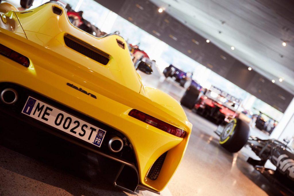 Dallara Gallery, La Stradale – Ph. Dallara