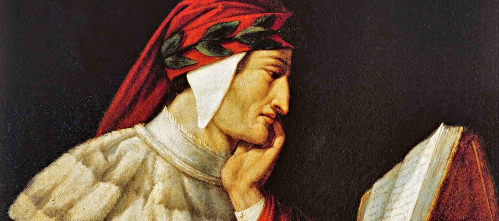 Dante Alighieri and Emilia Romagna