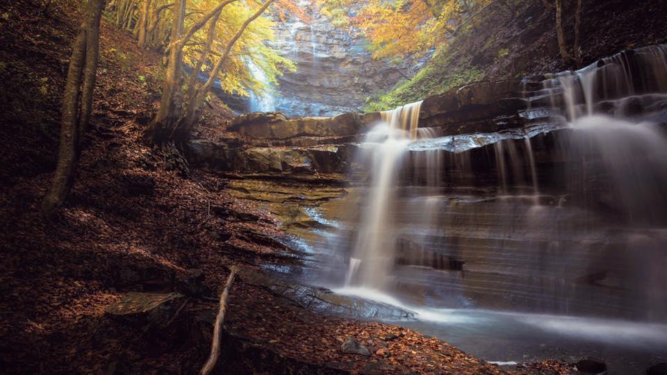 Lavacchiello Waterfalls | Ph. David Morelli