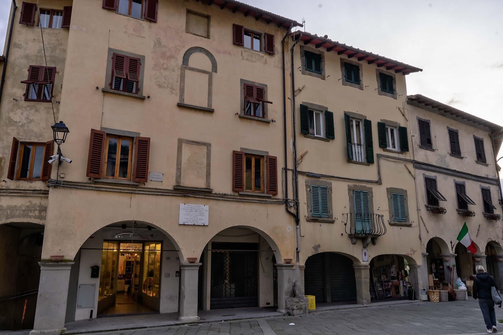 Dicomano - Roads of Dante