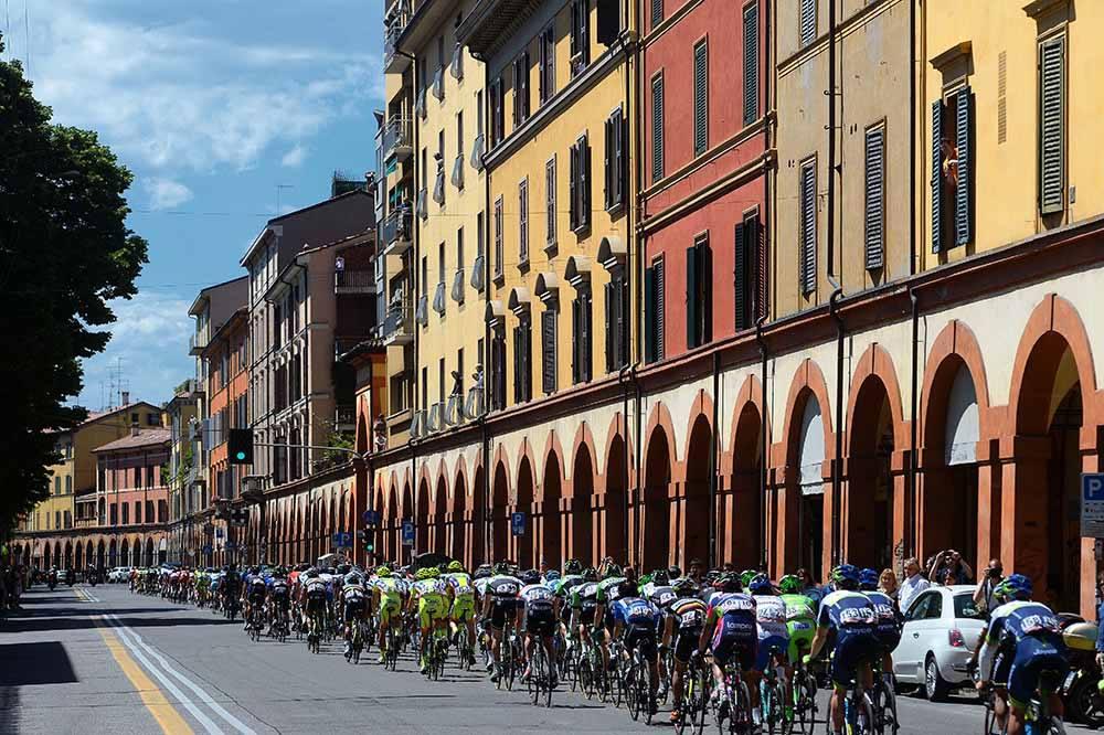 Granfondo Dieci Colli, Bologna