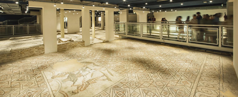 Domus of the Stone Carpets   Photo © Simone Masini, via RavennaTourism