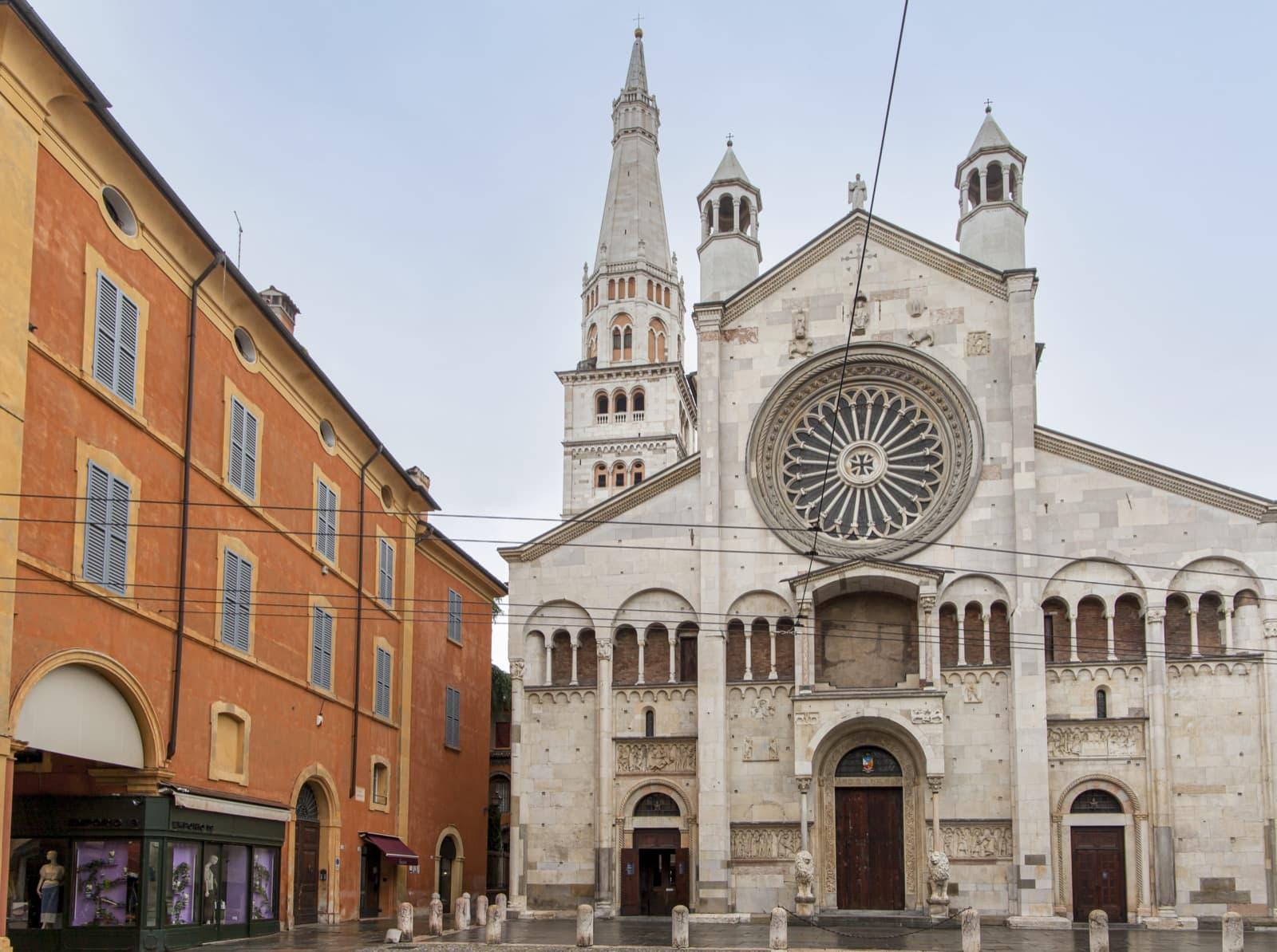 Duomo di Modena, Modena, Emilia Romagna   Ph. Daniel Clarke