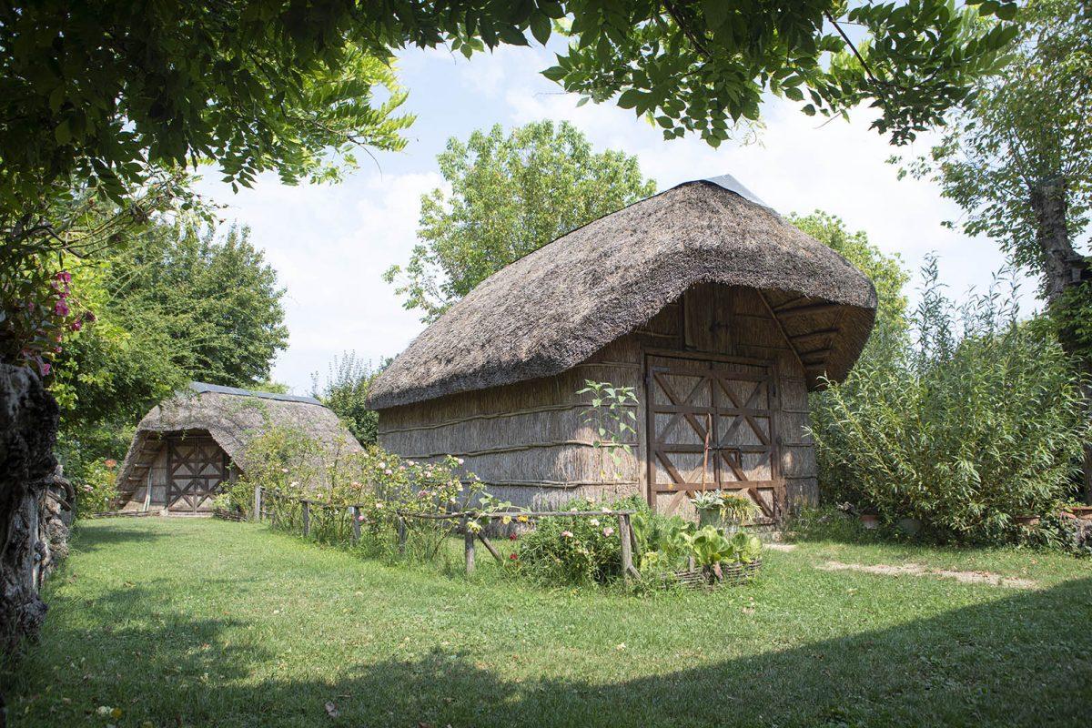 Along the Lamone River | Ecomuseum of Marshland Civilization (Villanova di Bagnacavallo)