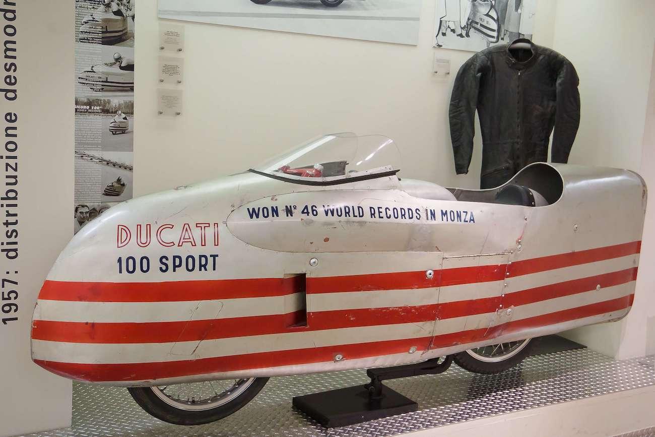 Bologna, Ducati Museum   Ph. Simon Falvo