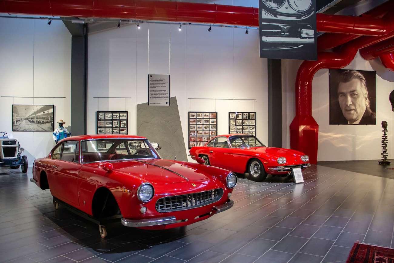Ferruccio Lamborghini Museum   Ph. Simon Falvo