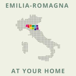 Emilia Romagna at your home