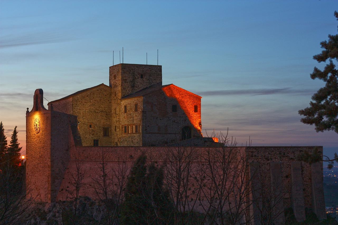 Castles of Malatesta