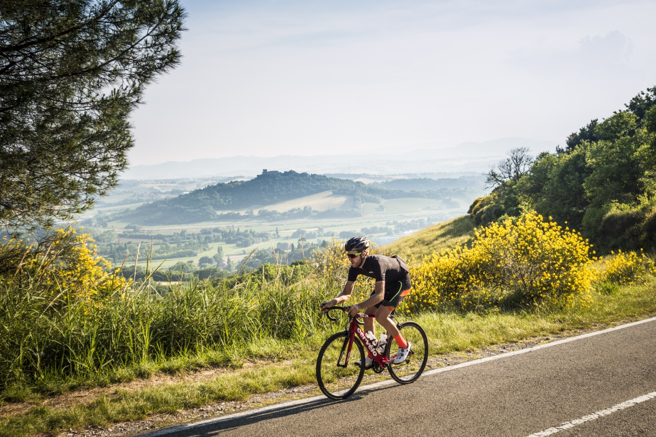 Emilia-Romagna, Pantani's favourite