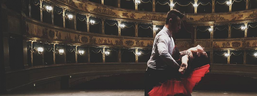 EmptyTeatroER   Il Teatro Alighieri di Ravenna