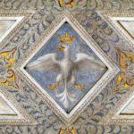 Ferrara, Castello Estense, Salone dei Giochi, Aquila Estense | Ph. Baraldi