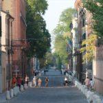 Ferrara, Corso Ercole I d'Este | Ph. Baraldi