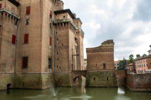 Exploring Emilia-Romagna's heritage from Rome