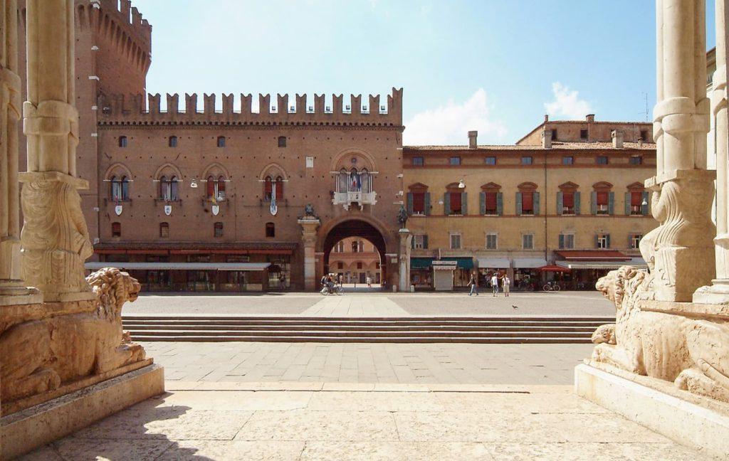 Ferrara, Palazzo Municipale | Ph. Baraldi