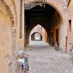 Via delle Volte, Ferrara | Ph. Keith Jenkins