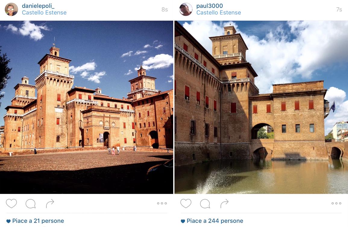 Este Castle, Ferrara