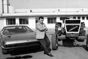 Il Museo Ferruccio Lamborghini