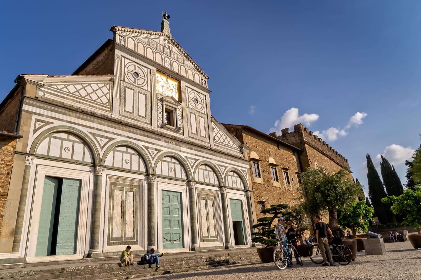Firenze, San Miniato al Monte - Roads of Dante