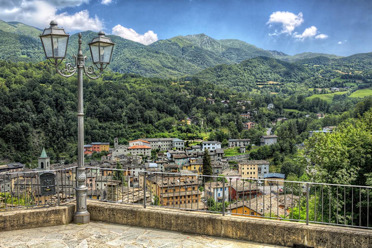 A postcard from Fiumalbo | Photo by Giuseppe Moscato, via #Flickr