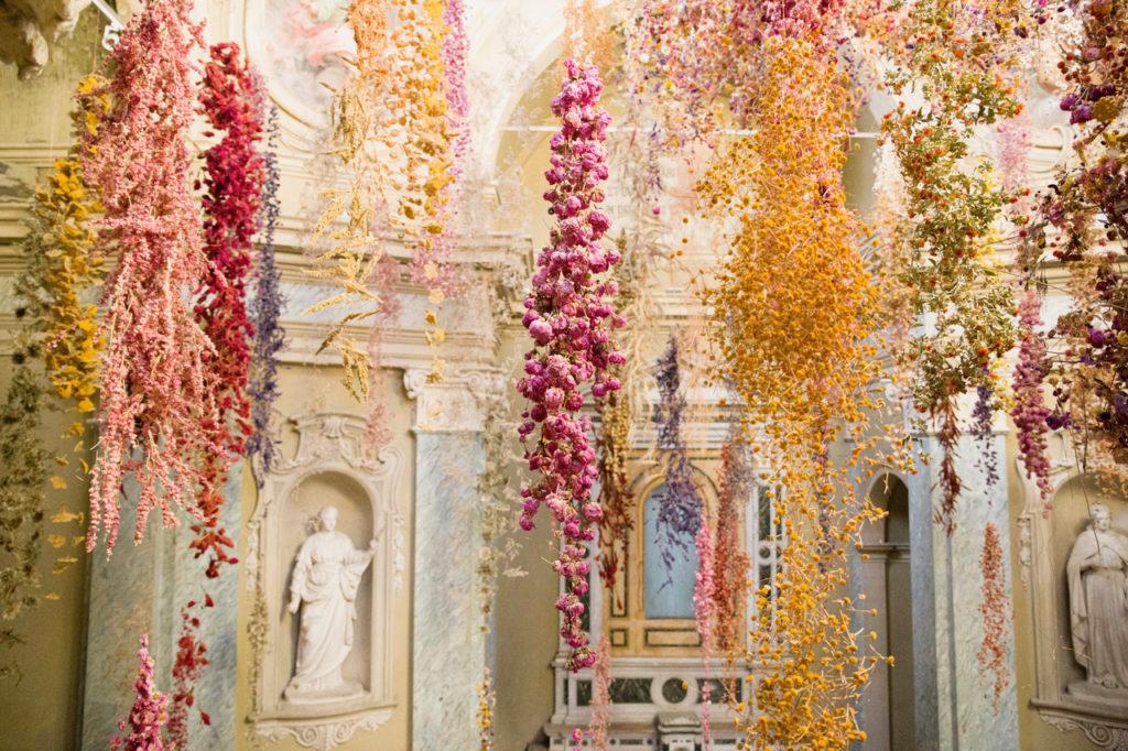 Florilegium, Installation Chiesa di San Tiburzio, Credits OTTN Projects
