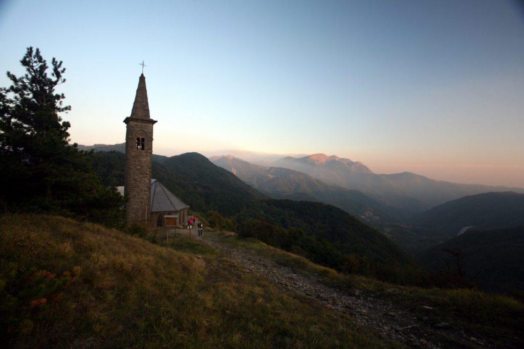 Via Francigena – Passo Cisa, Ph. AEVF