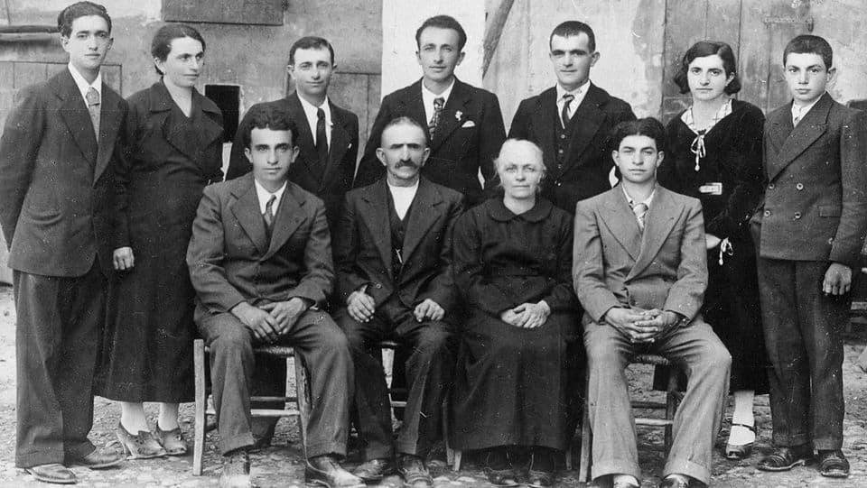 Gattatico (RE), Famiglia Cervi, ph. Museo cervi via Facebook