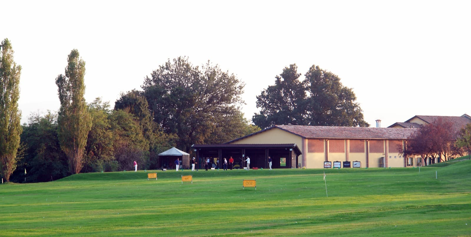 Golf San Bartolomeo (RE) Ph. Massimo Dallaglio