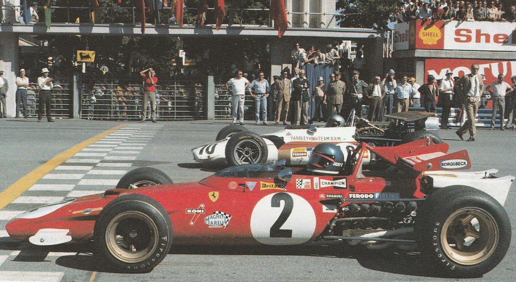 Imola Race Circuit