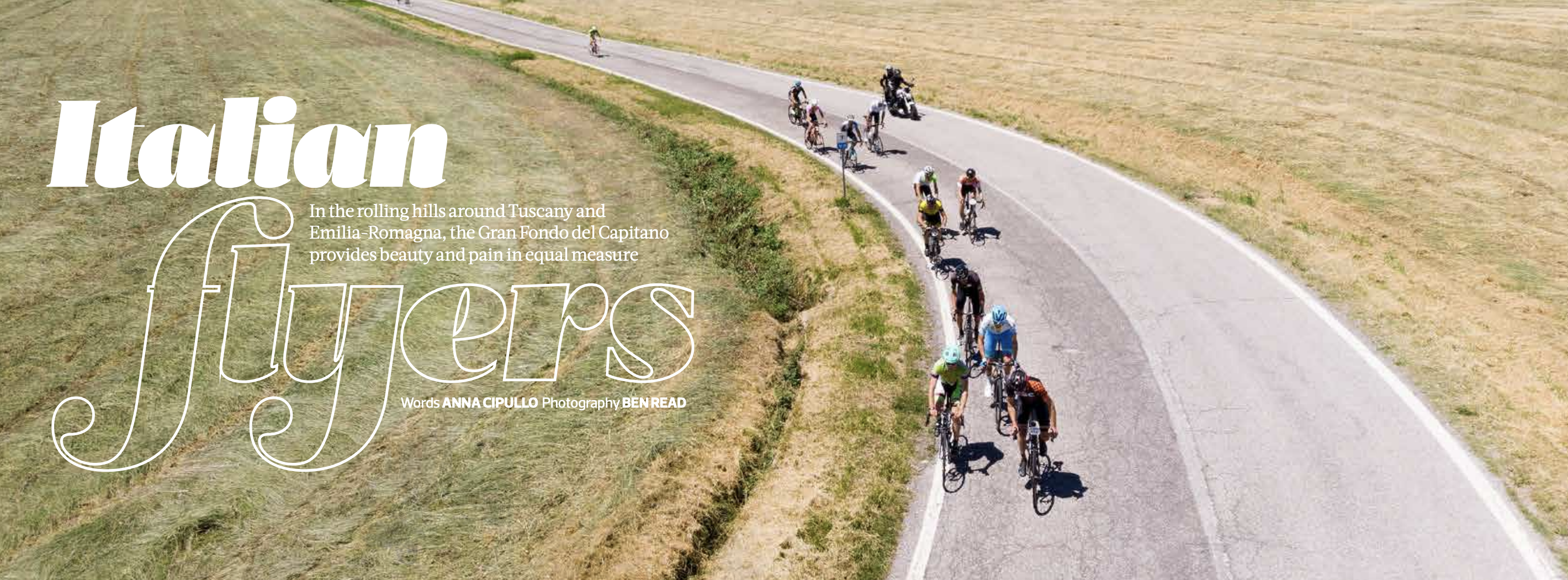 Granfondo del Capitano, article by Cyclist.co.uk