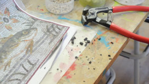 HandMadeER | Arianna e i mosaici di Ravenna
