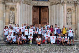I Love Francigena: pellegrini da Fidenza a Medesano